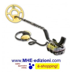 Whites BEACH HUNTER ID white's Sub Metal Detector