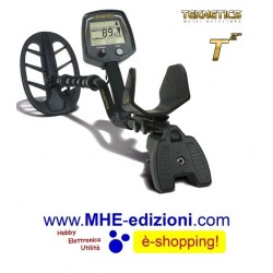 T2 LTD Teknetics Metal Detector