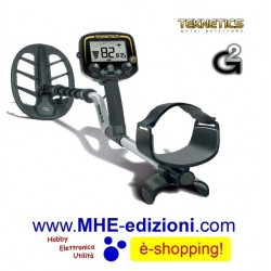 G2 Teknetics Metal Detector