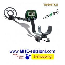EUROTEK Teknetics Metal Detector