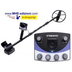 Nexus Credo Metal Detector - Piastra 13DD Coil