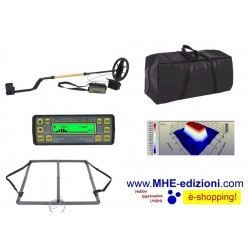 GP 4500 Geo Scanner 3D Metal Detector Digitale GP4500