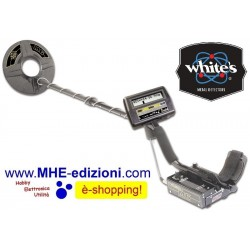 Matrix M6 White's Metal Detector