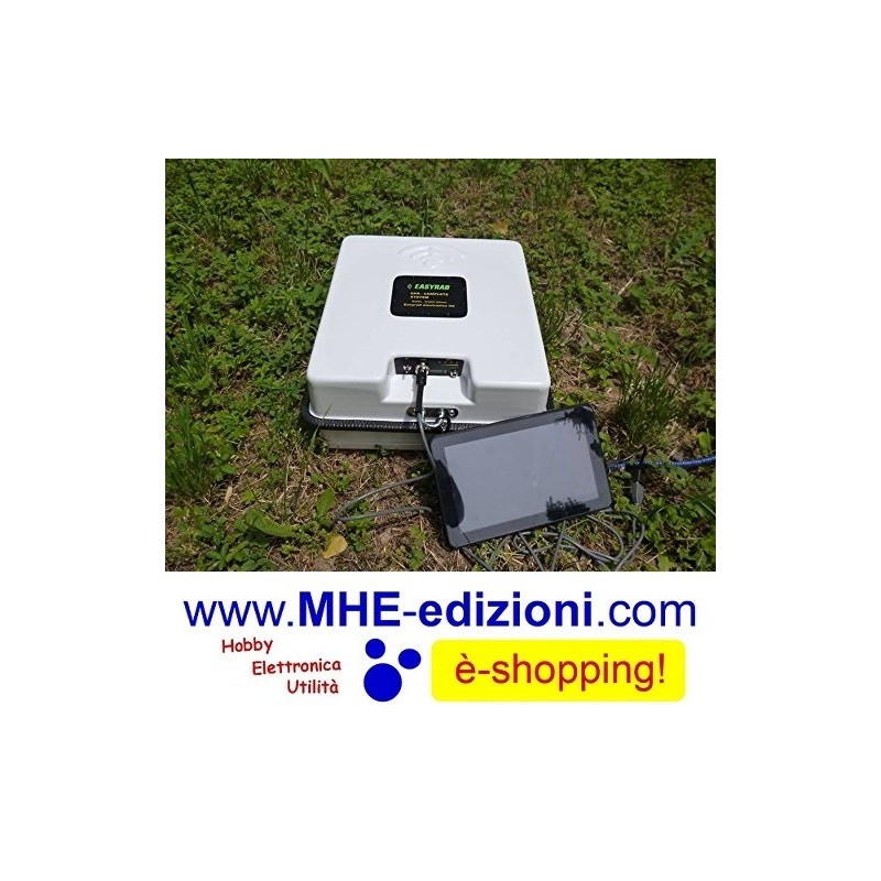 Easyrad, Scudo, GPR, ground radar systems, ground, radar