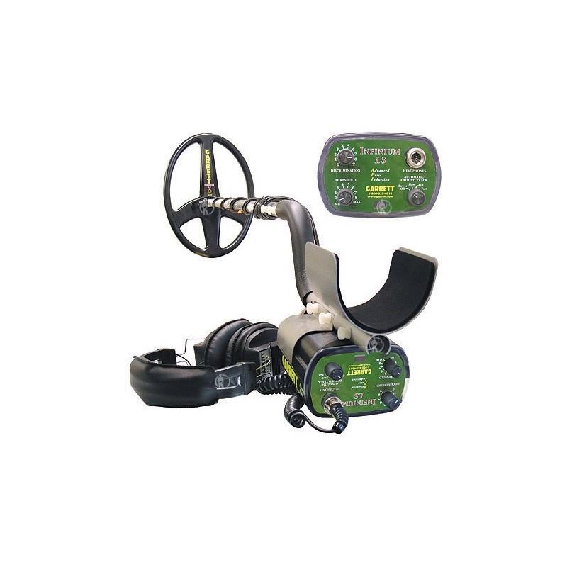 Infinium LS Garrett Metal Detector Sub - Mhe Edizioni