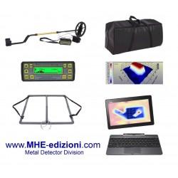 Deeptech Digital Ground Pioneer 4500 Geo Scanner Metal Detector GP4500