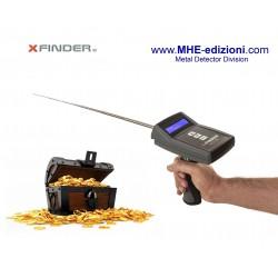 X FINDER - Gold Locator – Localizzatore di Oro, Acqua, Cavità e Diamanti Localizzatore Geofisico Metal Detector Image Locators