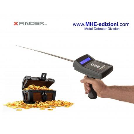 X FINDER Gold Locator – Localizzatore di Oro, Cavità e Diamanti ed Acqua -Localizzatore Geofisico Metal Detector Image Locators