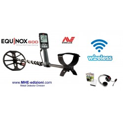 Equinox 600 Minelab Metal Detector