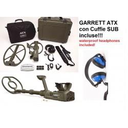 Garrett ATX Deepseeker Metal Detector