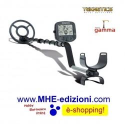 GAMMA 6000 Teknetics Metal Detector
