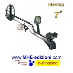 T2 LTD Special Edition Teknetics Metal Detector