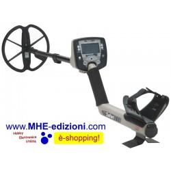Safari Minelab Metal Detector MINELAB