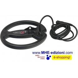 Piastra XP 22,5 CM DD per Metal Detector Mito e GoldMaxx