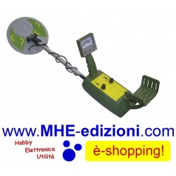 Seben Deep Target Metal Detector