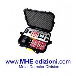 QUATROFORCE Localizzatore Geofisico e Gold Long Range Metal Detector