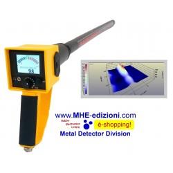 Magnetometro MAGNASMART Localizzatore Geofisico Metal Detector