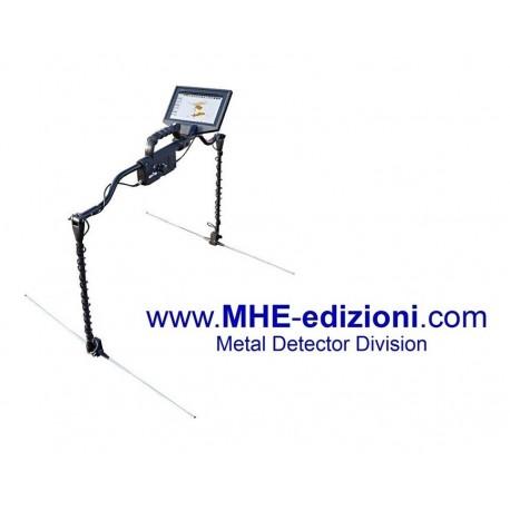 GEPARD OKM GPR - Ground Penetrating Radar - GeoRadar - Mhe Edizioni