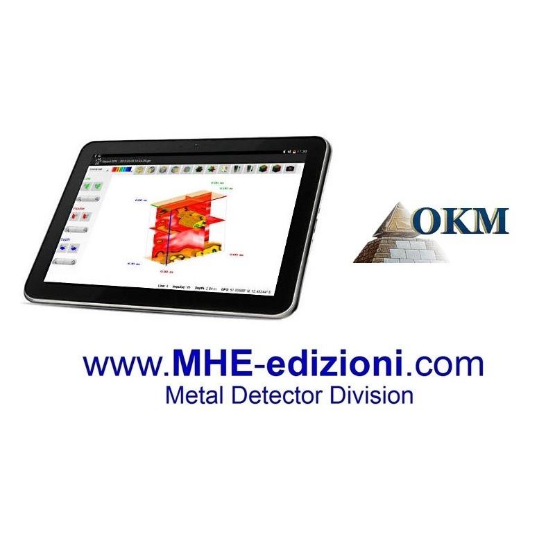 GEPARD OKM GPR - Ground Penetrating Radar - GeoRadar - Mhe