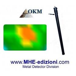 Super Sensor OKM Antenna Metal detector 3D