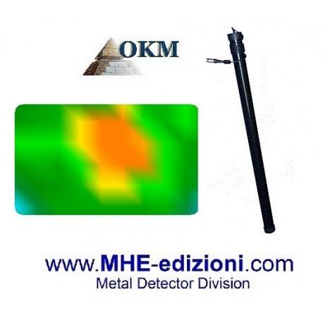 Super Sensor - High resolution scan images 3D Metal Detector