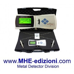SPECTRA Gold Locator – Localizzatore di Oro, Diamanti, Cavità - Long Range Metal Detector Image Locators