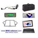 Geoscanner Metal Detector 3D GP4500 - Professional Kit