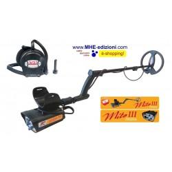 Metal detector XPLORER Mito III 3 Power XP wireless coil 22,5