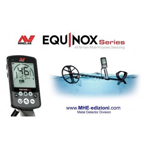 Excalibur II Minelab Metal Detector Waterproof