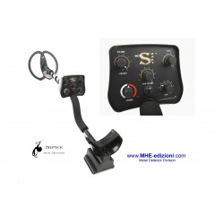 VISTA SMART PLUS - VLF Metal Detector Deeptech