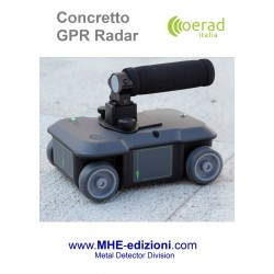 OERAD Easyrad CONCRETTO - Georadar GPR Wall Penetrating Radar - WPR