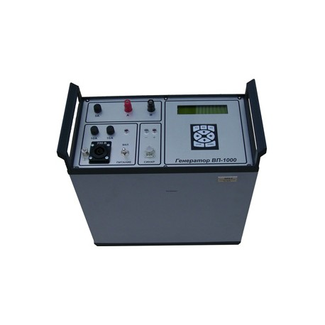 ELECTRICAL EXPLORATION TRANSMITTER VP-1000 GEOTECH