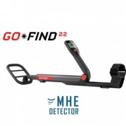 GO-FIND 22 Minelab Metal Detector