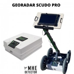 OERAD Scudo CARRELLATO PRO – Georadar GPR
